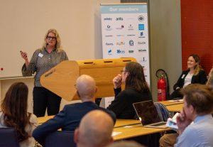 Talare och deltagare på STEW 2019