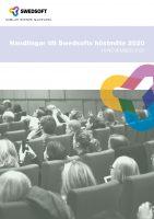 Framsida Handlingar Swedsoft höstmöte 2020