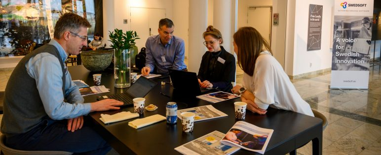 Workshop Gathering of software Sweden
