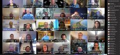 STEW 2020 participants screenshot
